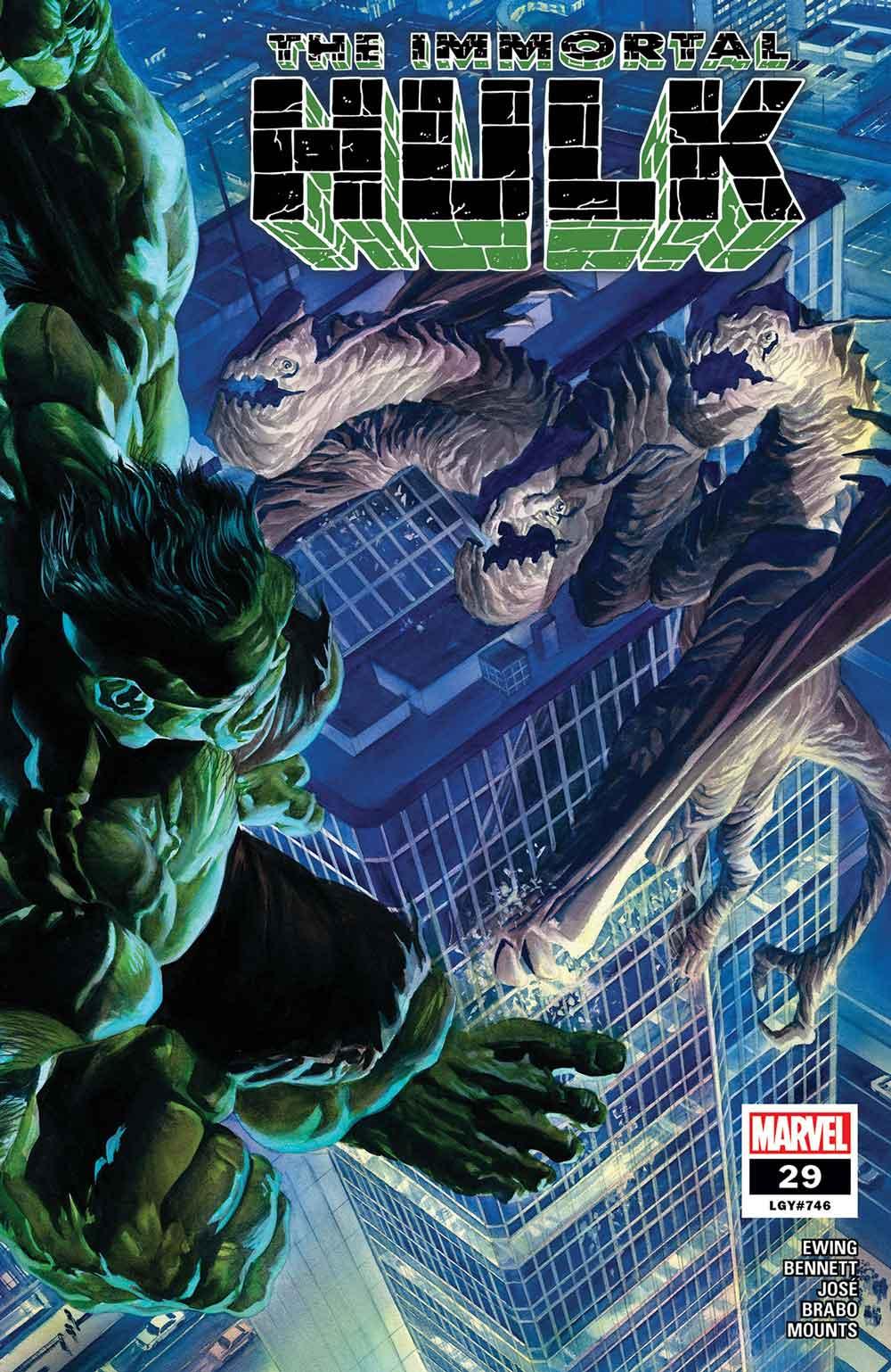 immortal hulk 29