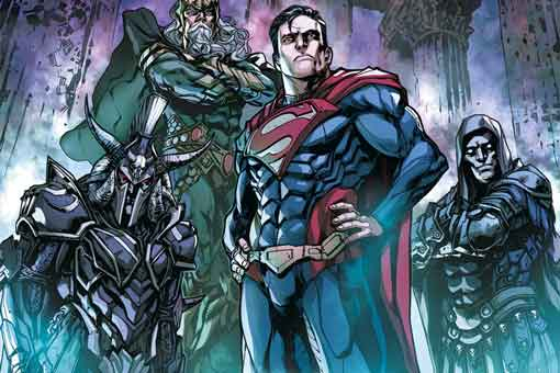 Injustice: Gods among us: Año cuatro
