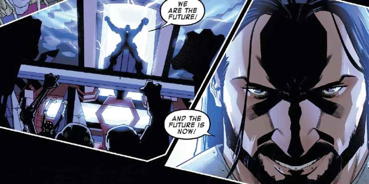 Iron Man se está transformando en el nuevo villano de Marvel