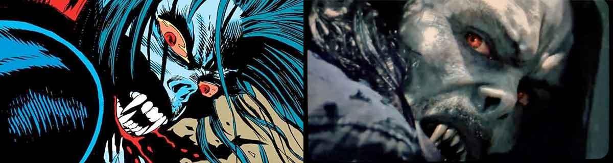 Filtran la trama de Morbius el vampiro viviente de Marvel (SPOILERS)