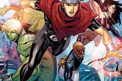 Un Vengador reclama el trono como el rey del Universo Marvel
