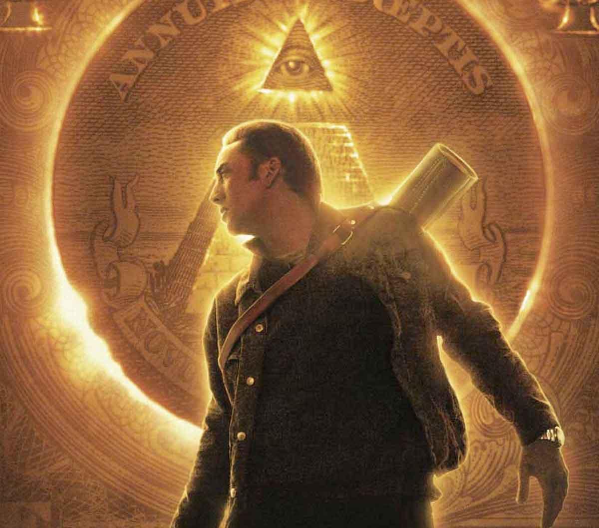 Harán La búsqueda 3 (National Treasure 3) con Nicolas Cage