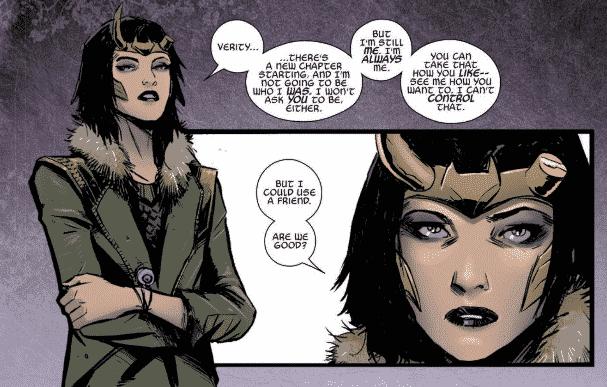 Loki mujer