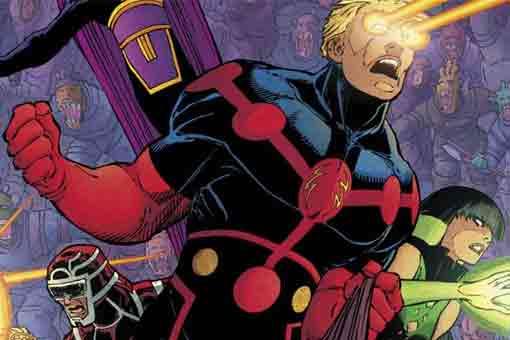 La película de Los Eternos se basará en este cómic de Marvel