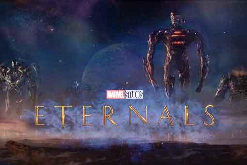 Los Eternos no se parece a ninguna de las otras películas de Marvel