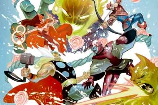 Marvel presenta a su propio Mesías Celestial
