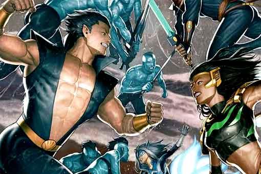 Namor dejará de ser el rey de Atlantis