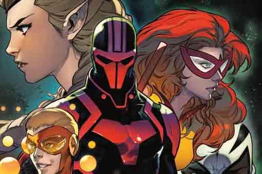 Marvel reinicia a unos legendarios personajes de los años 90