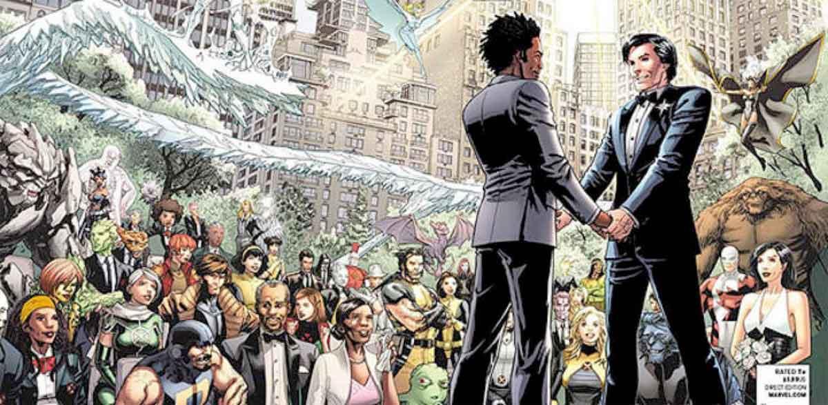 Los X-Men de Marvel se han tomado muy en serio el tema de la diversidad