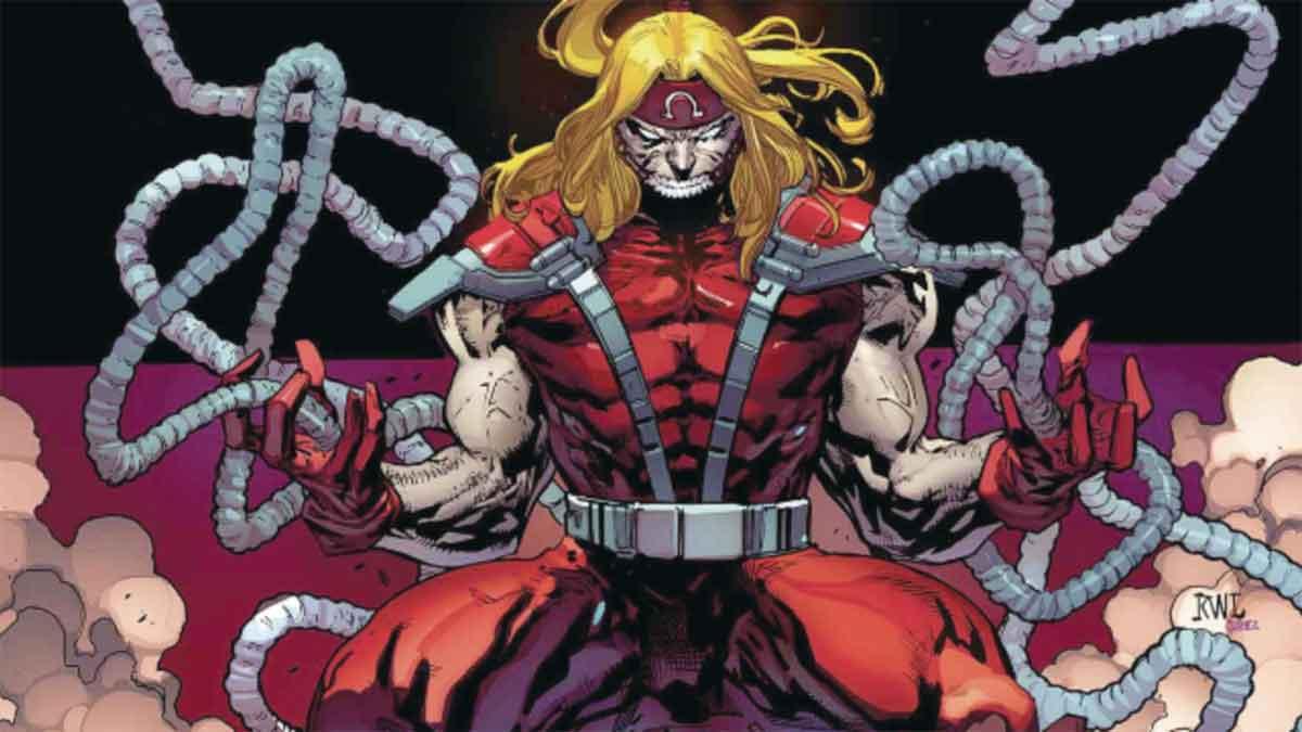 Regresa Omega Red, el gran villano de los X-Men de Marvel