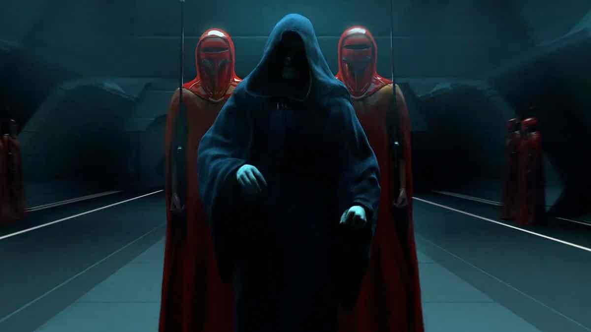 Escenas eliminadas de Star Wars 9 explican mejor el regreso de El Emperador