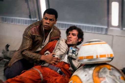 Star Wars: Mark Hamill escribe un poema de amor para Finn y Poe