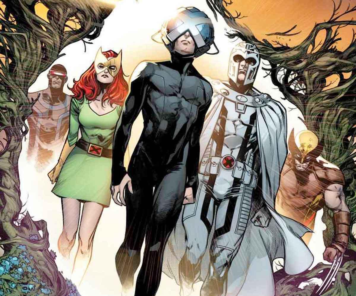 Continúa la polémica por el reinicio de los X-Men