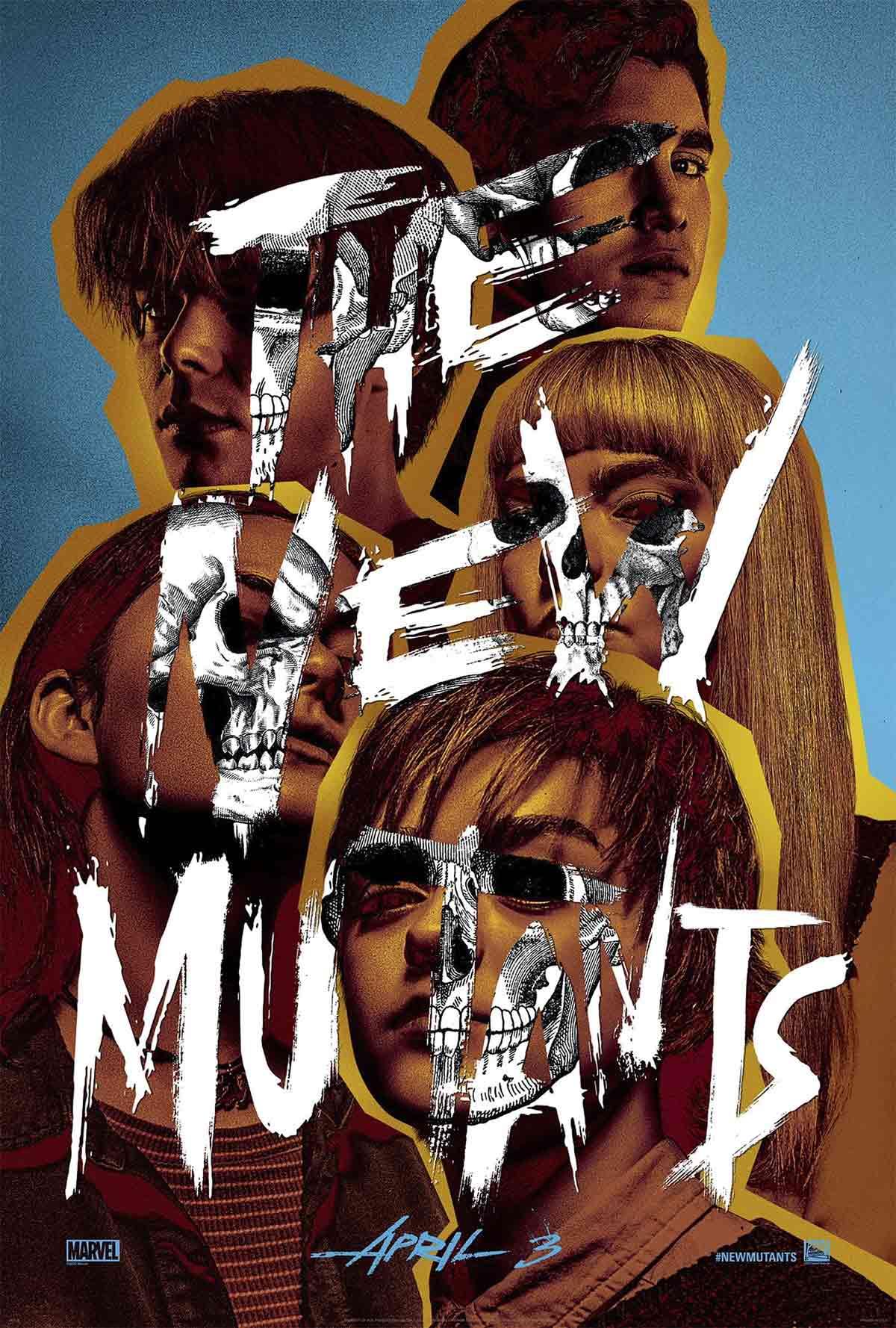 Los Nuevos Mutantes son un nuevo tipo de superhéroes de Marvel
