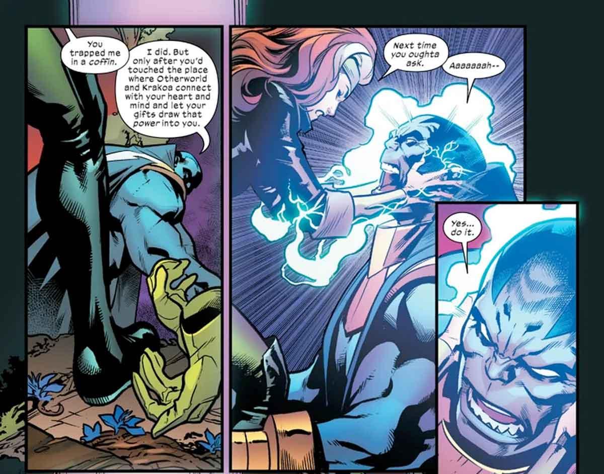 Marvel revela quien puede matar al mutante más poderoso