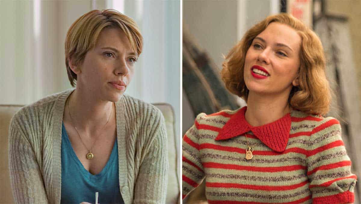 Scarlett Johansson hace historia en los Oscar 2020