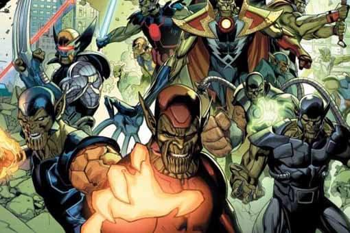 Marvel podría producir una serie de Secret Invasion para Disney+