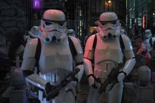 Star Wars: Underworld: Salió el metraje de la serie cancelada de George Lucas