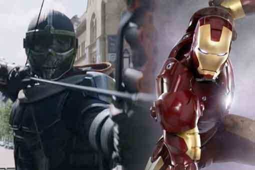 El villano de la película de Viuda Negra está relacionado con Iron Man