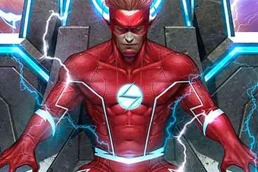 The Flash tiene que destruir un planeta entero... Por un buen motivo