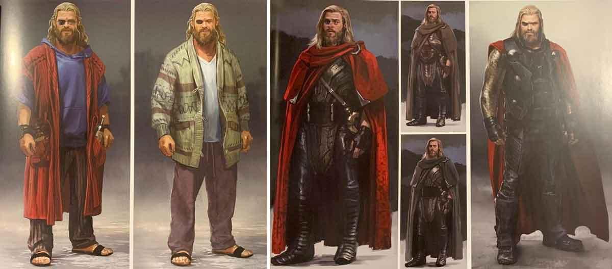 Thor casi se queda tuerto para todas las películas de Marvel