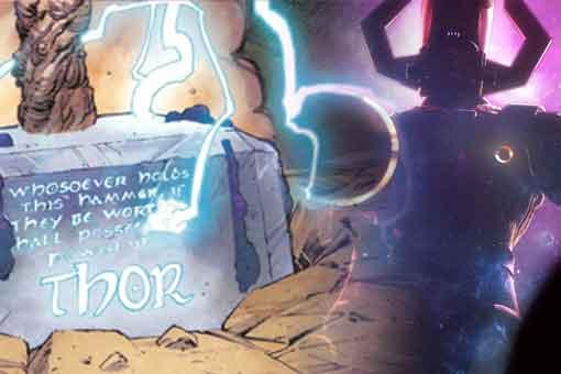 """Thor deberá enfrentarse a """"algo"""" más poderoso que Galactus"""