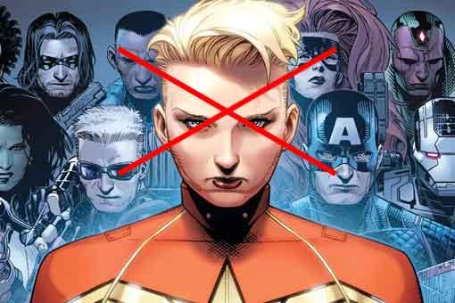 Marvel confirma a la Vengadora más poderosa