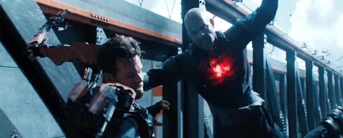 Nuevo tráiler de Bloodshot con mucha acción para que se luzca Vin Diesel