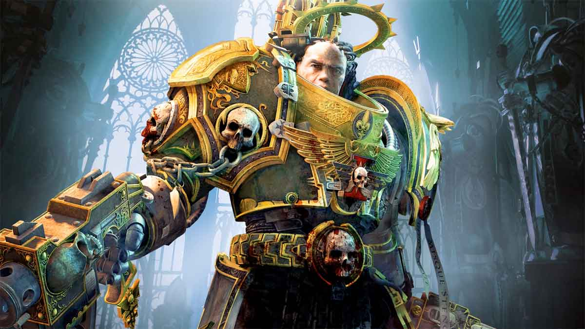 Warhammer 40.000 tendrá series y películas de cine