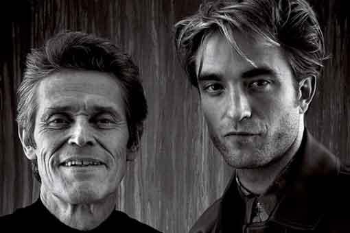 La advertencia de Willem Dafoe a Robert Pattinson sobre The Batman