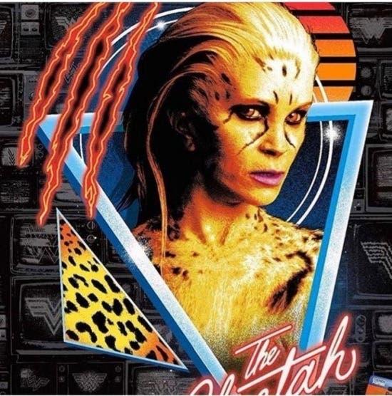 Wonder Woman 1984: Primera imagen de Kristen Wiig como Cheetah