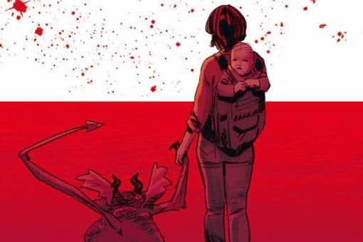 Planeta Comic nos ofrece AFTERSHOCK Babyteeth Tomo 2, la continuación de la extraña relación que mantiene una familia con un recién nacido que podría ser la mismísima encarnación del Anticristo.
