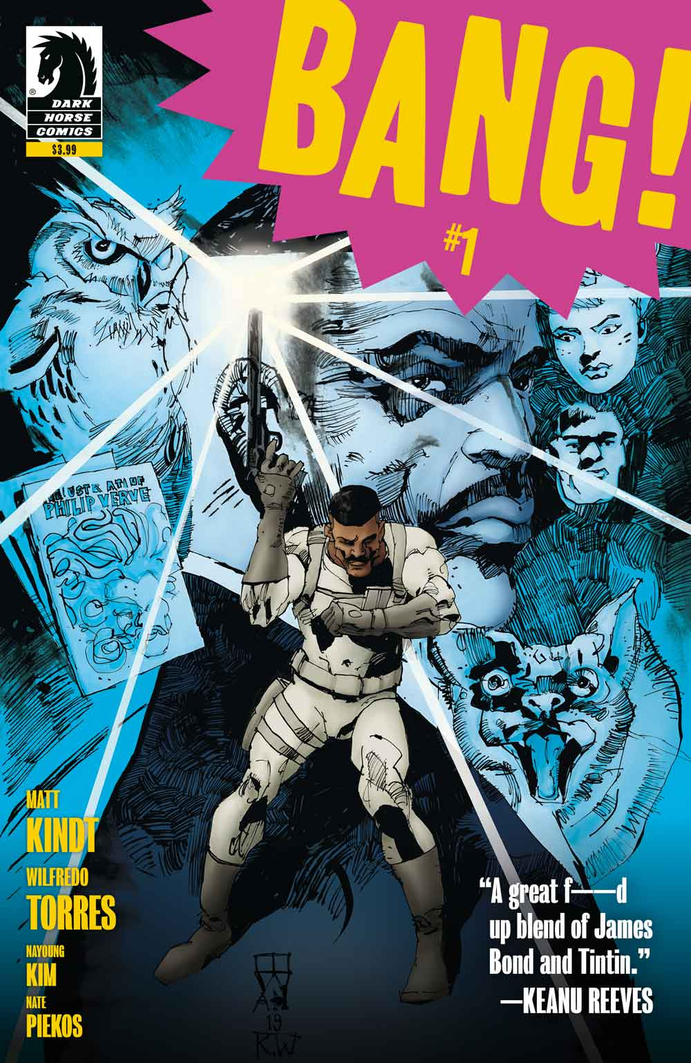 BANG! N1 de Dark Horse Comics