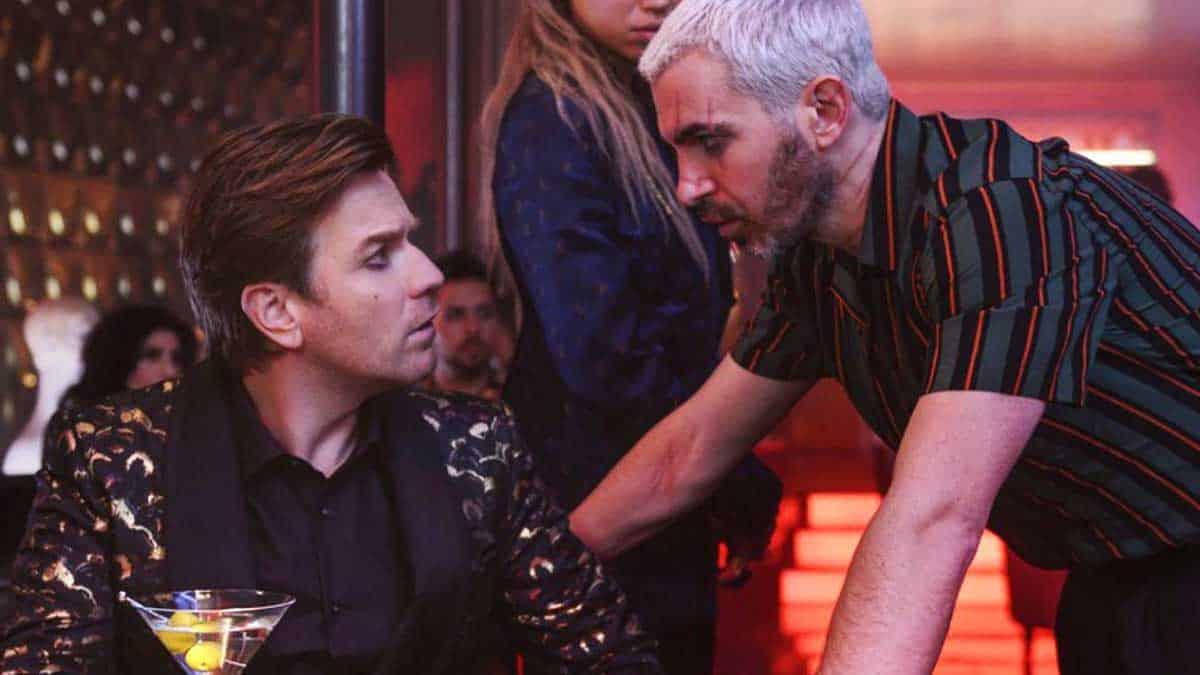 Aves de presa: Los actores idearon la relación entre Black Smak y Victor Zsasz