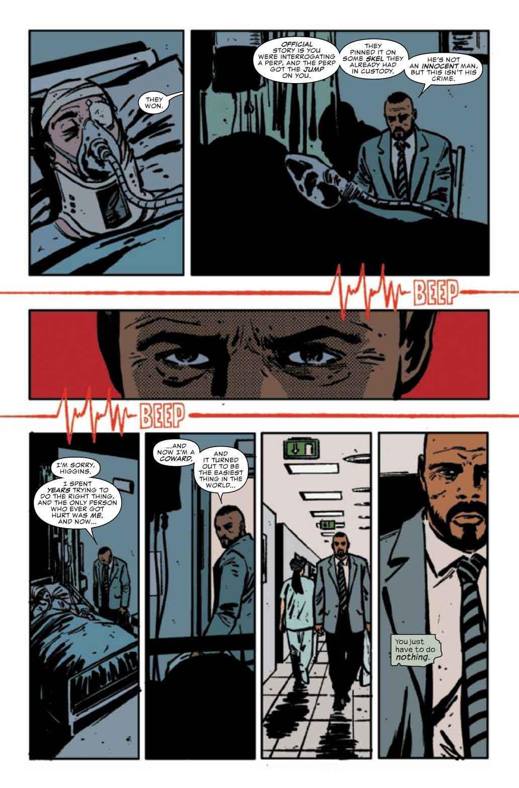 Daredevil 6 viñetas