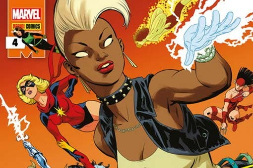 Historia del Universo Marvel 4