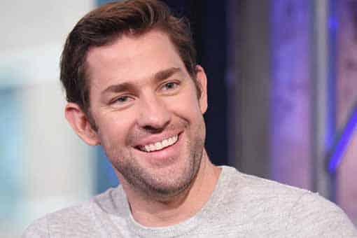 John Krasinski reveló que Chris Hemsworth se rió al verlo como Capitán América