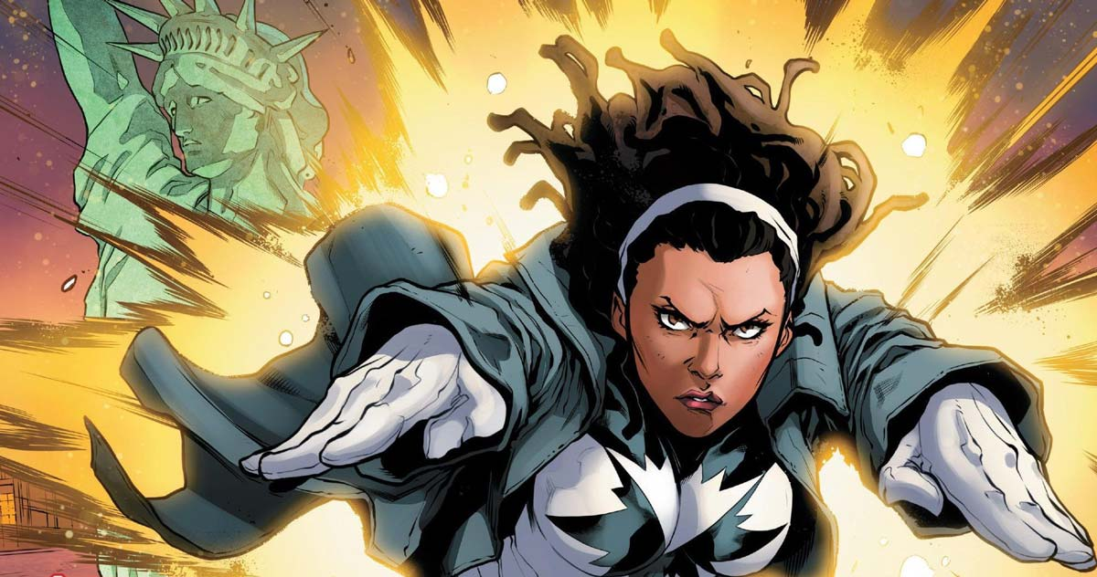Monica Rambeau Spectrum