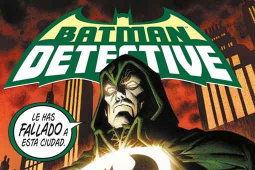 PORTADA batman detective comics Nº 19