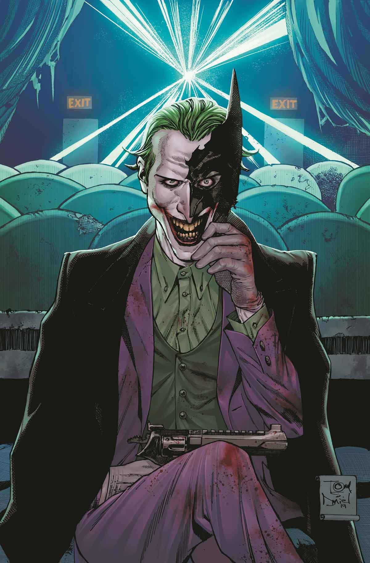Batman: Joker War volverá las armas del caballero oscuro en su contra
