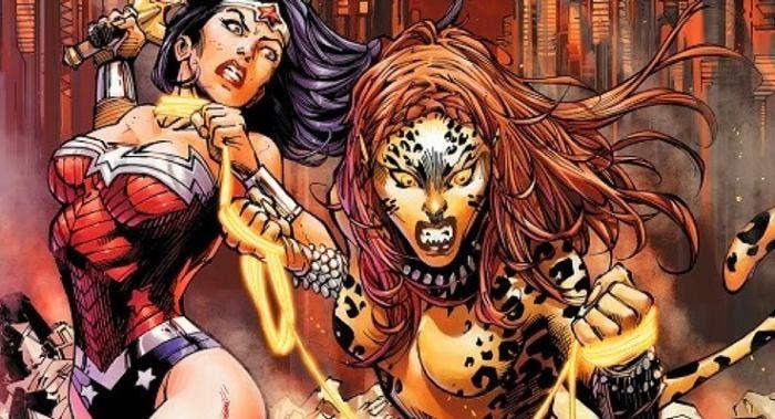 Primera imagen de Kristen Wiig como Cheetah en Wonder Woman 1984