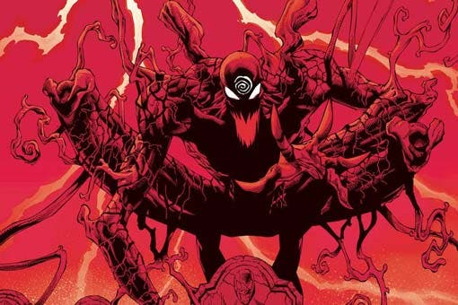 absolute carnage cover