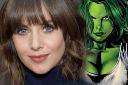 Alison Brie could play She-Hulk (Hulka)