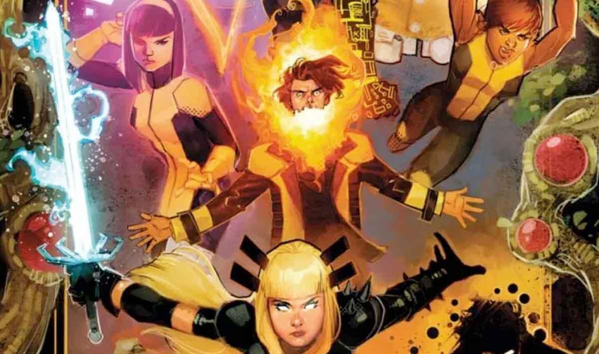 Los Nuevos Mutantes 1