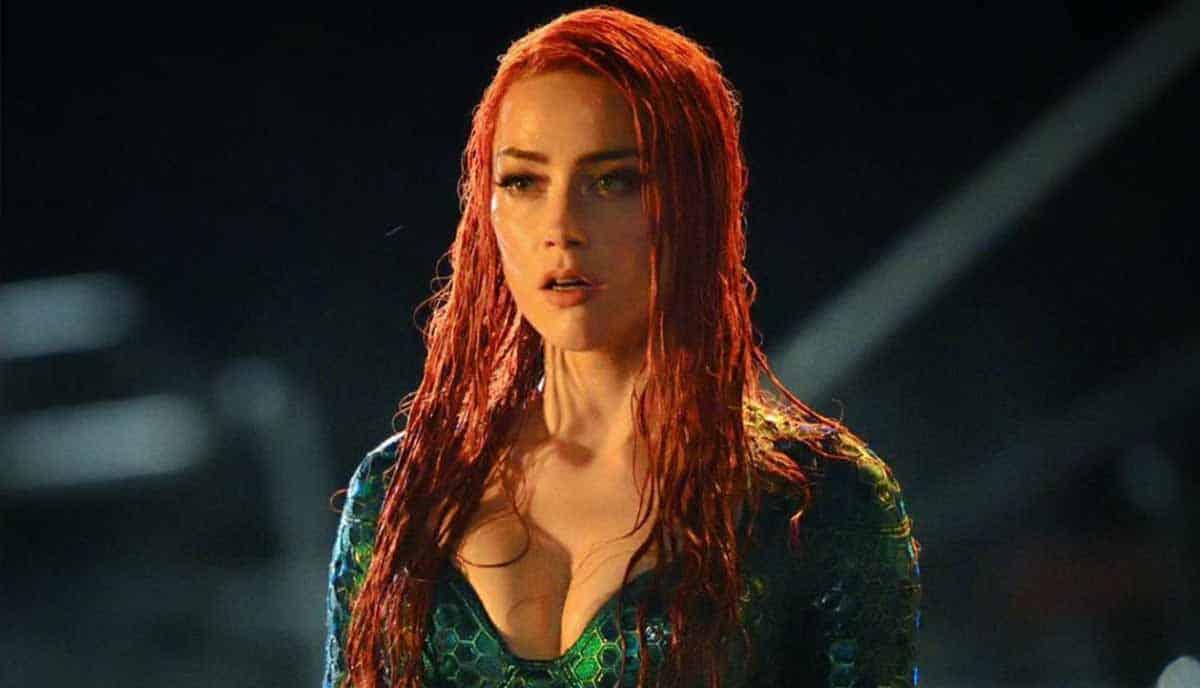 Amber Heard podría continuar com Mera en Aquaman 2