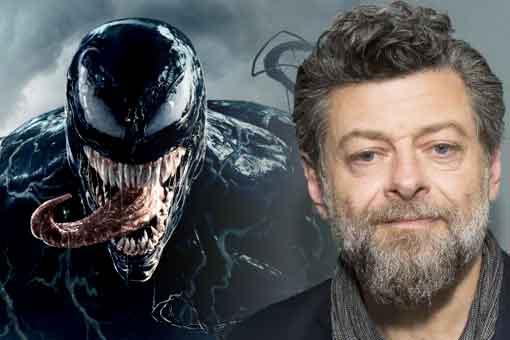 Andy Serkis habla sobre la película Venom 2