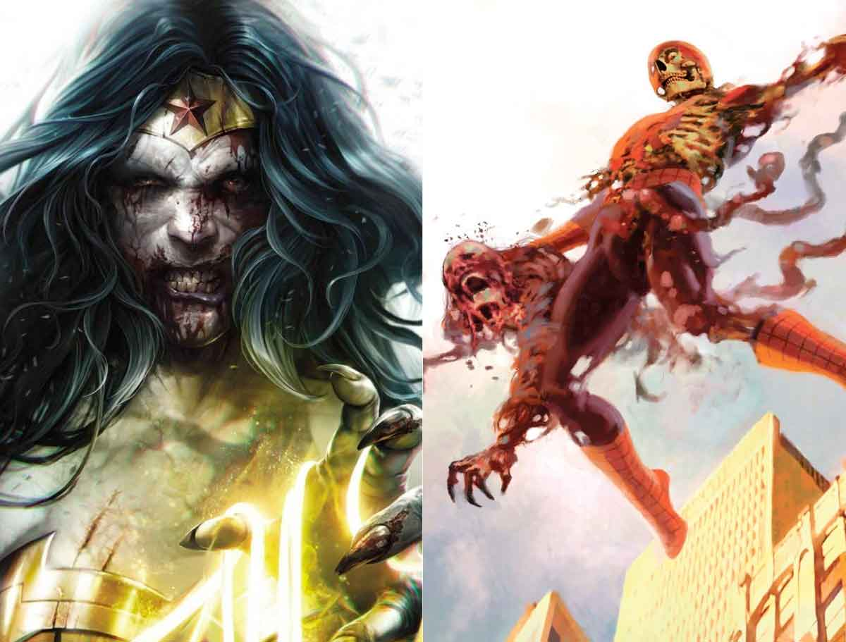 El Apocalipsis zombie de DC Comics es diferente al de Marvel en un aspecto