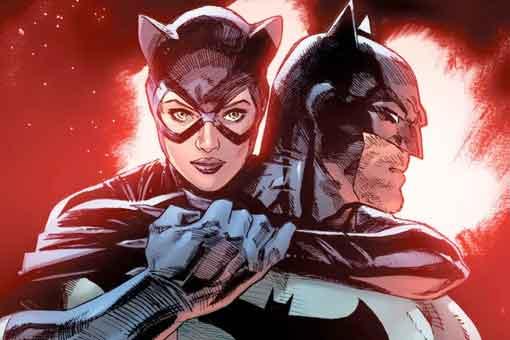 Batman y Catwoman tendrán un bebé