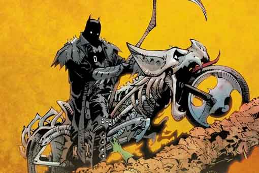 Batman se convierte en el mayor héroe de un mundo post-apocalíptico