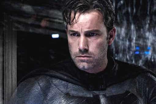 Ben Affleck se aburría cuando trabajaba en los filmes de DC